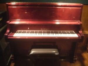 カワイ アップライトピアノ